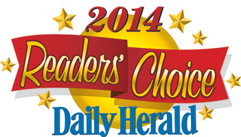 Daily Herald's Readers Choice 2014
